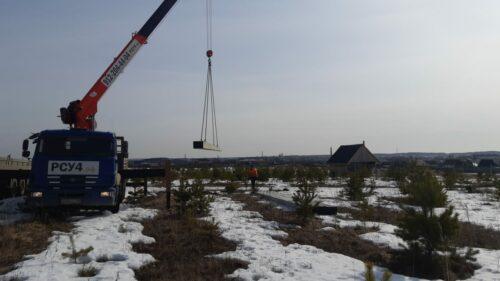 Строительство линий электропередач ВЛЭ-6 кВ, ВЛИ-0,4 кВ в микрорайоне «Кочнево», г. Реж